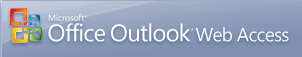 Microsoft Exchange Email - Outlook Web Access
