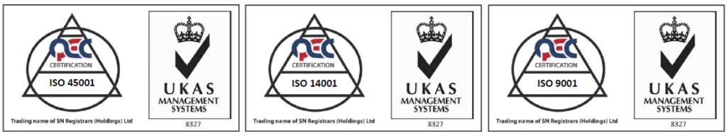 Integrated Management System Certified